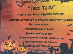 Getting Lucky Nooner @ Latah Recovery Center | Moscow | Idaho | United States